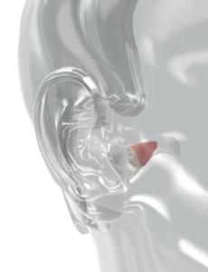 Reclame enkel oor